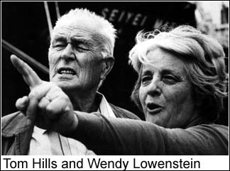 Wendy and Tom Hills